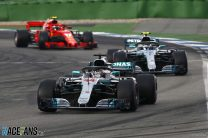 Hamilton: Mercedes' German GP team orders made no difference