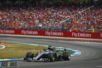 """Hamilton says the quality of his German GP drive was """"missed"""" by TV coverage"""