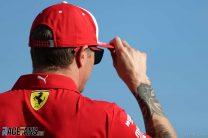 Did Raikkonen deserve to lose his Ferrari seat?