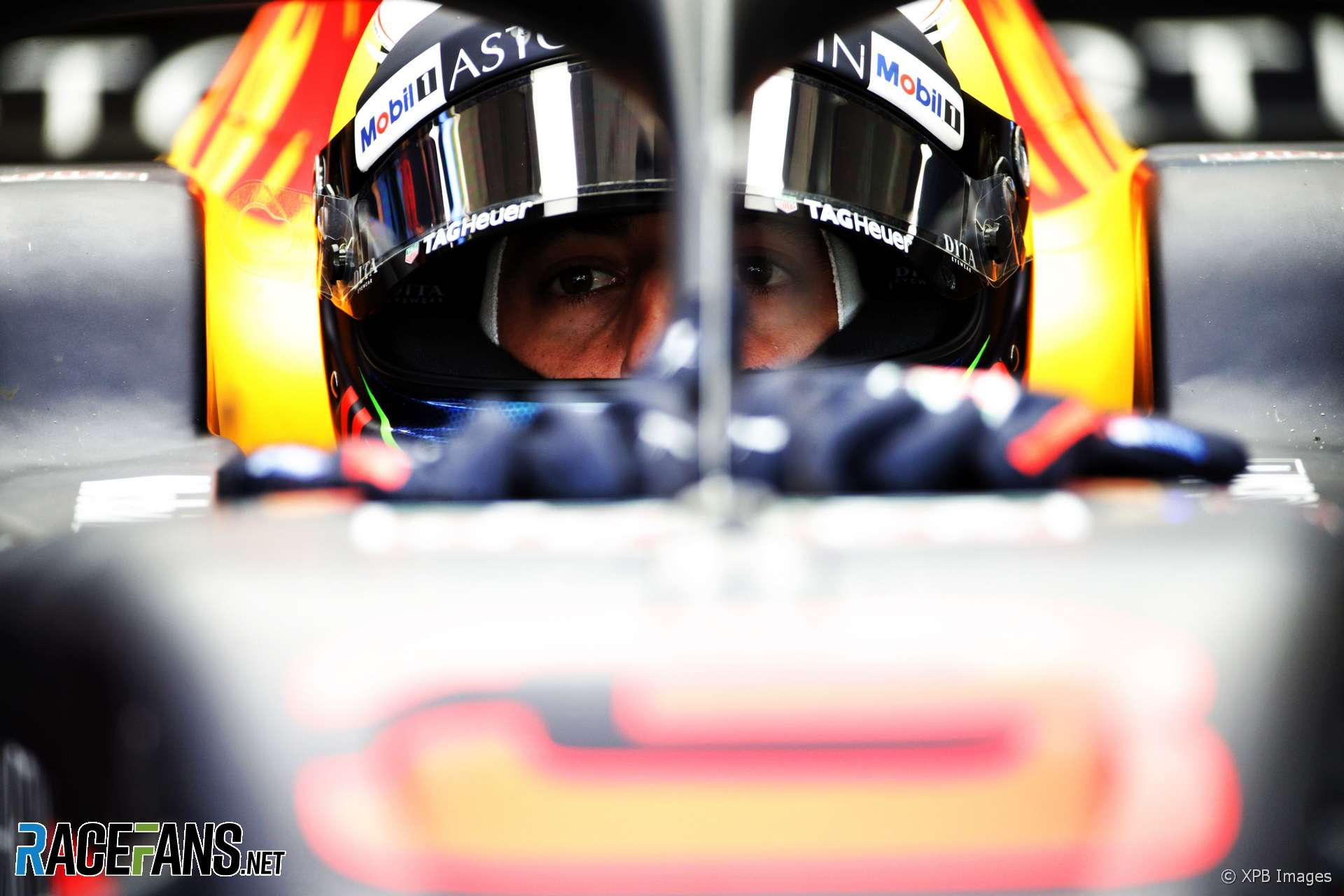 Daniel Ricciardo, Red Bull, Hungaroring, 2018