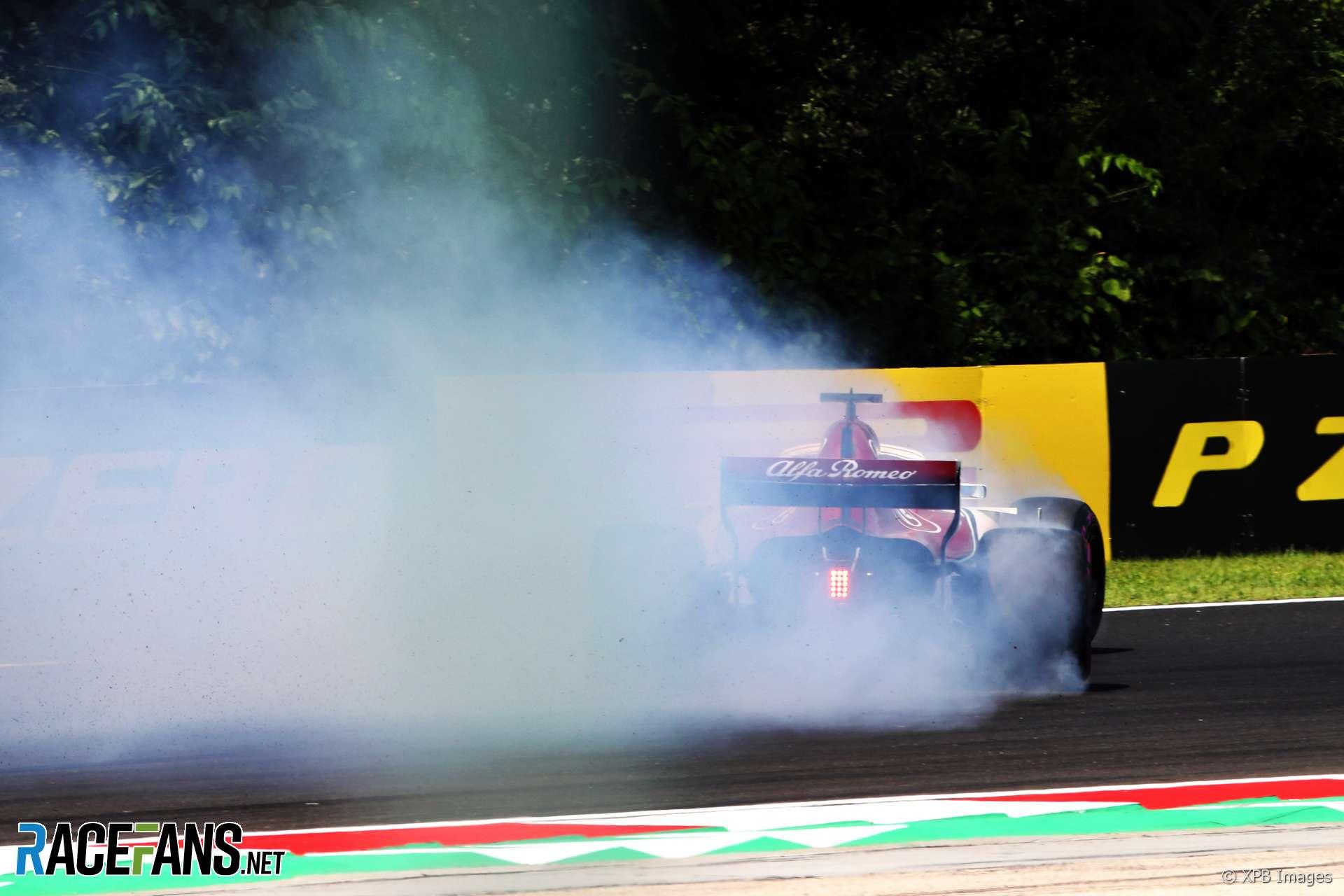 Marcus Ericsson, Sauber, Hungaroring, 2018
