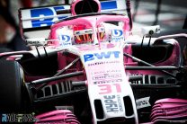 Updated F1 championship points after Force India's exclusion
