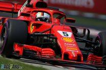 Vettel's errors thwart Ferrari title hopes