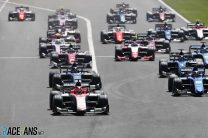 Tactically brilliant Albon manages sprint race to win