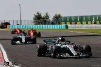 "Hamilton felt Bottas's strategy was ""too optimistic"""