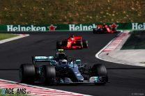 Bottas given 10-second penalty for Ricciardo collision