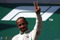 2018 F1 driver rankings #1: Hamilton
