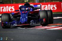 """Gasly hails """"B-class victory"""" with sixth place finish"""