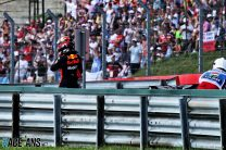 """Verstappen """"not in the holiday mood"""" after MGU-K failure"""