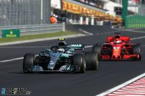 """Wolff denies Bottas is the team's number two following """"wingman"""" remark"""