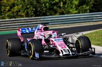 Nicholas Latifi, Force India, Hungaroring, 2018
