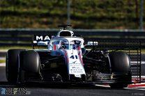 Oliver Rowland, Williams, Hungaroring