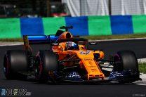 Lando Norris, McLaren, Hungaroring