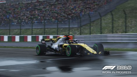 How Alonso inspired the main change in new Formula 1 game F1 2018