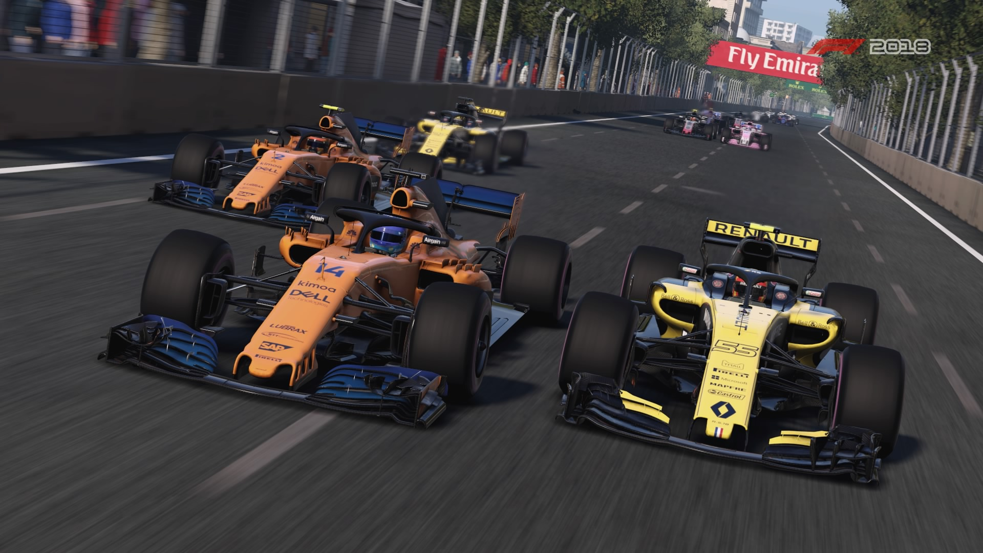 F1 2018 By Codemasters The Racefans Review Racefans
