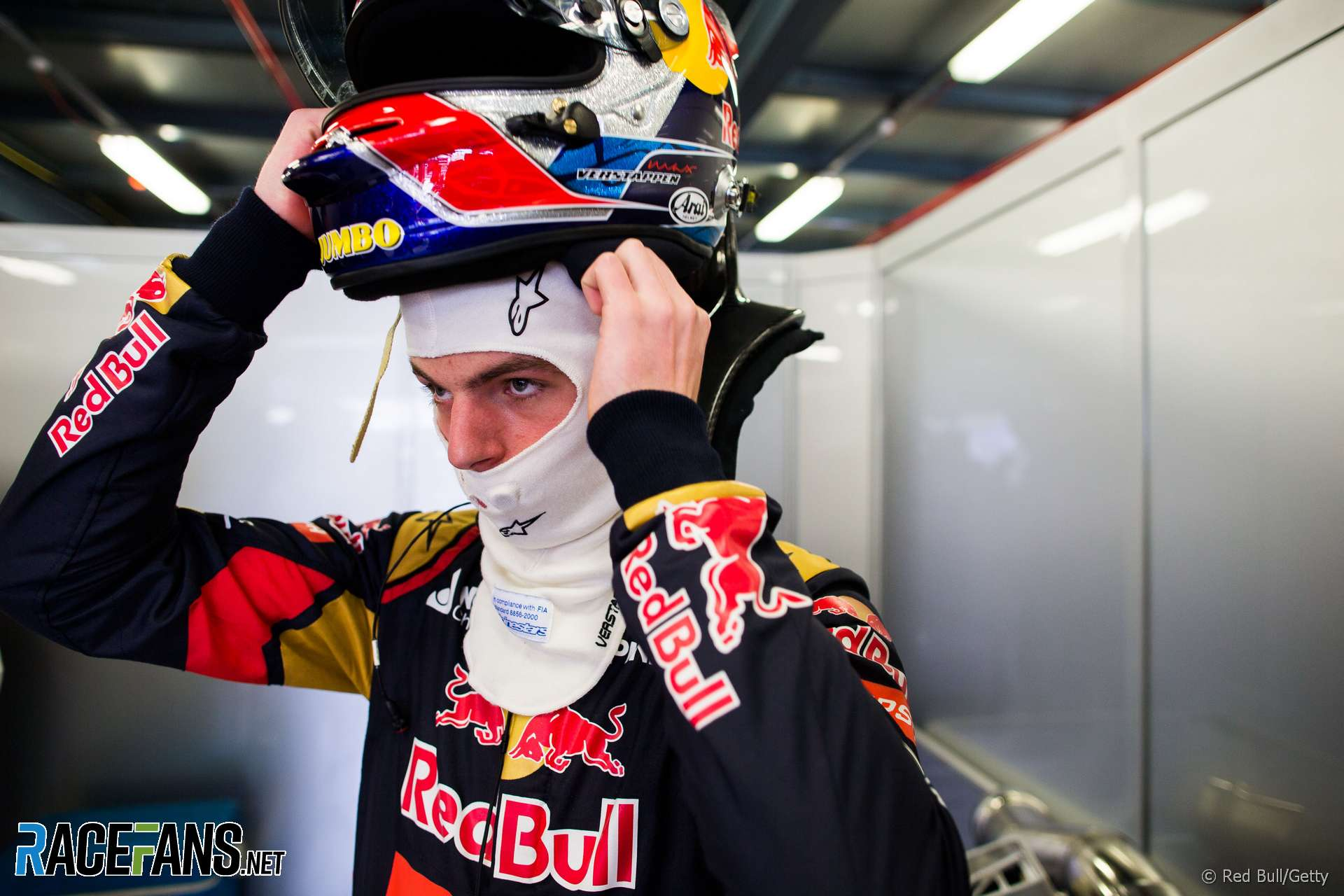 Max Verstappen, Toro Rosso, Melbourne, 2014
