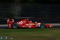 Felix Rosenqvist, Ganassi, IndyCar, Mid-Ohio, 2016