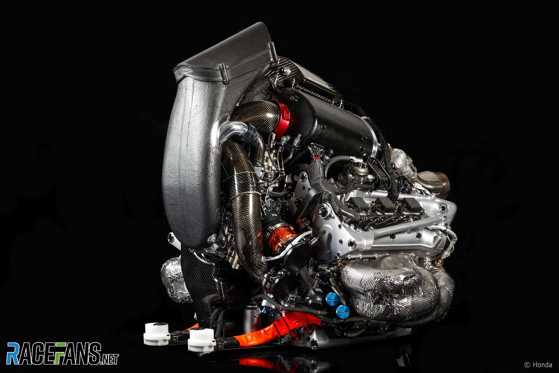 Honda RA617H power unit, 2017