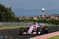 Nikita Mazepin, Force India, Hungaroring, 2018