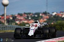 Robert Kubica, Williams, Hungaroring, 2018
