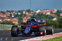 Brendon Hartley, Toro Rosso, Hungaroring, 2018