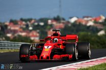 Kimi Raikkonen, Ferrari, Hungaroring, 2018