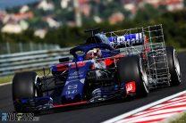Sean Gelael, Toro Rosso, Hungaroring, 2018