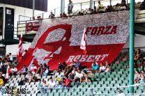 Robert Kubica fans, Hungaroring