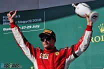 No win for Raikkonen in his last 30 podium appearances