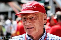 Lauda recovering after lung transplant