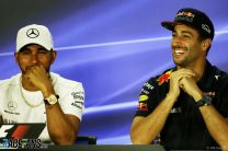 Is Ricciardo trying to 'do a Lewis' – or just get away from Max?