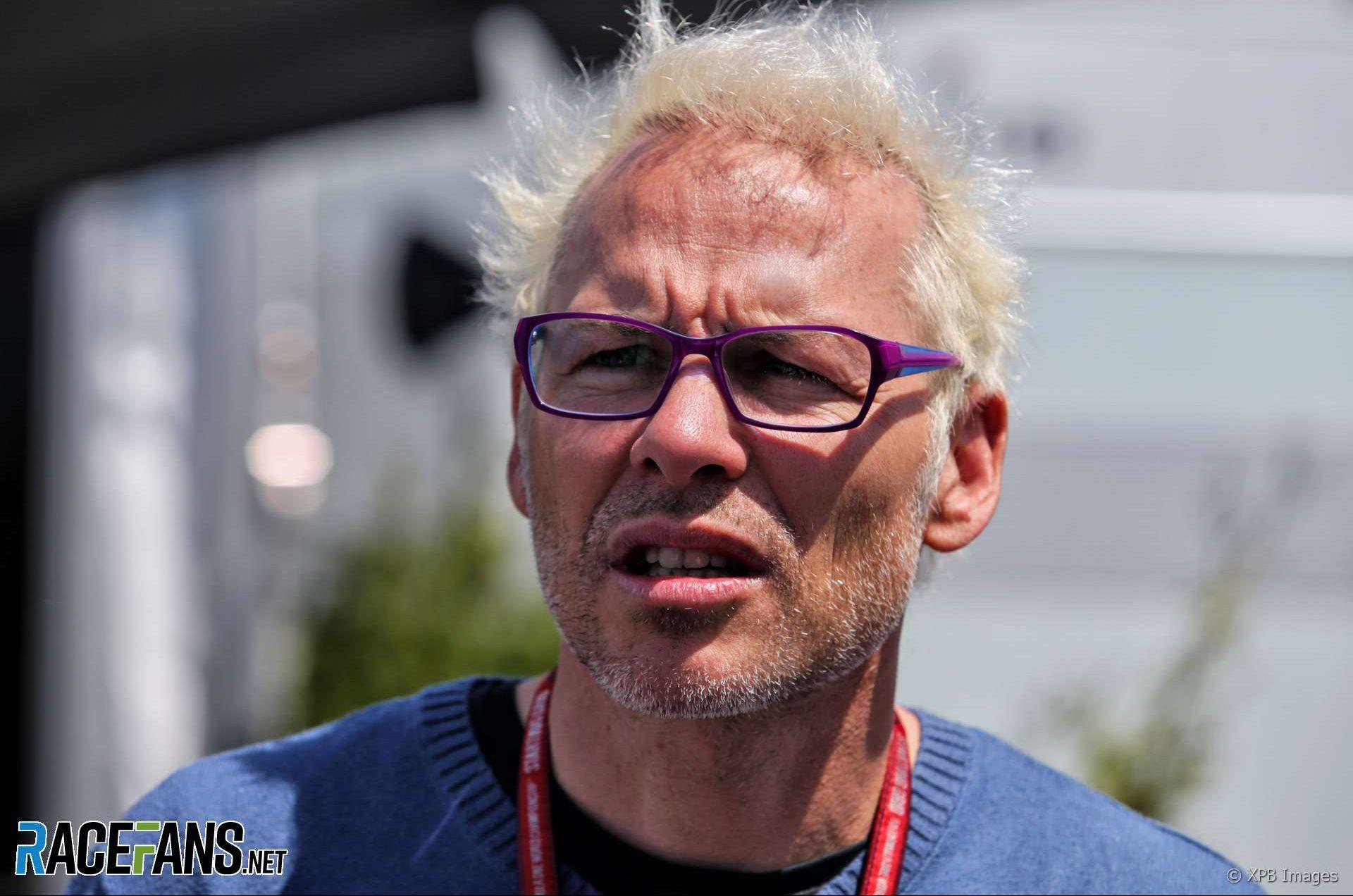 Jacques Villeneuve, Circuit Gilles Villeneuve, Montreal, 2018