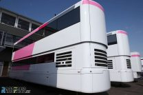 Force India, Spa-Francorchamps, 2018