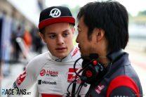 Haas keeps Ferrucci on F1 driver programme despite ban