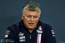 Force India will consider further change of name for 2019