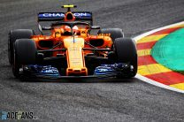 """Vandoorne not surprised to be last after """"so many problems"""""""