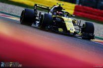 Carlos Sainz Jnr, Renault, Spa-Francorchamps, 2018