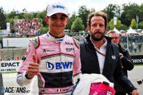 Esteban Ocon, Force India, Spa-Francorchamps, 2018