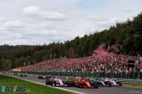 Vote for your 2018 Belgian Grand Prix Driver of the Weekend