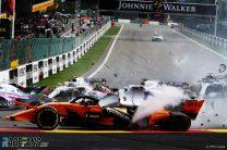 Fernando Alonso, McLaren, Spa-Francorchamps, 2018