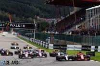 Rate the race: 2018 Belgian Grand Prix
