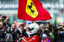Vettel's irresistible charge puts Hamilton on alert in title fight