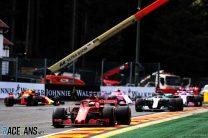 "Ferrari had a ""double whammy"" advantage at Spa – Wolff"