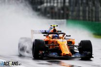 """Norris's F1 runs """"probably not helping him in F2"""" – Brown"""