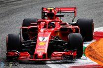 2018 Italian Grand Prix grid
