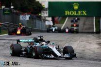 2018 Italian Grand Prix race result