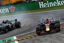 Verstappen had a 'joker' warning for cutting the chicane