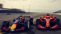 "Ferrari: 2021 F1 concept ""looks like an old Champ Car"""