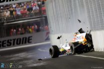Crashgate corner could disappear from Singapore Grand Prix track