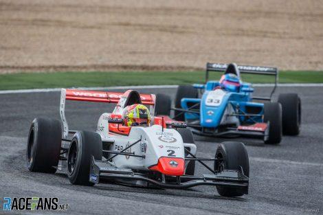 Lando Norris, Josef Kaufmann Racing, Formula Renault Eurocup, Estoril, 2016